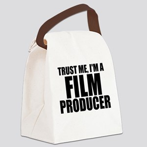 Trust Me, I'm A Film Producer Canvas Lunch Bag