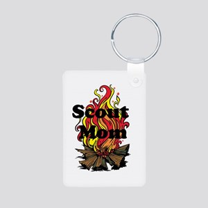 Scout Mom Keychains