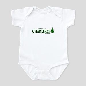 Visit Scenic Charleroi, Belgi Infant Bodysuit