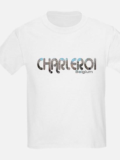 Charleroi, Belgium T-Shirt