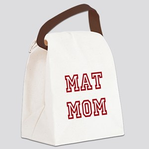 MAT MOM Canvas Lunch Bag