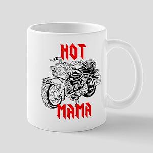 HOT MOTORCYCLE MAMA Mugs