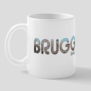 Brugge, Belgium Mug