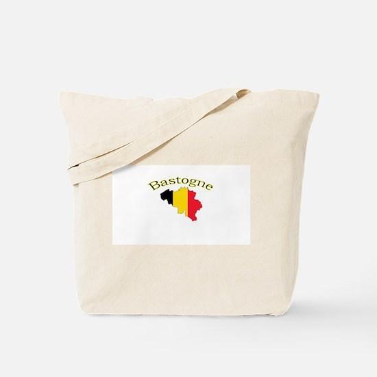 Bastogne, Belgium Tote Bag