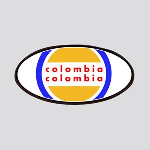 Colombia Pride Patches
