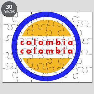 Colombia Pride Puzzle