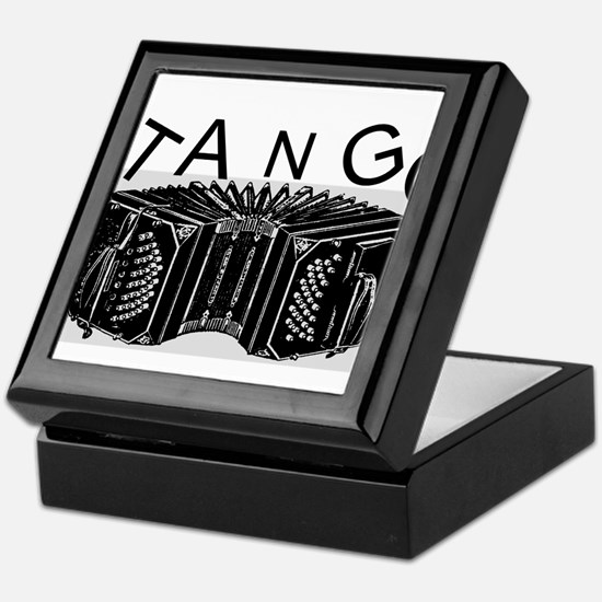 Tango Keepsake Box
