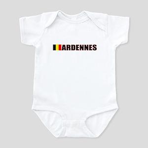 Ardennes, Belgium Infant Bodysuit