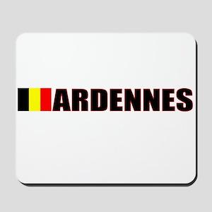 Ardennes, Belgium Mousepad