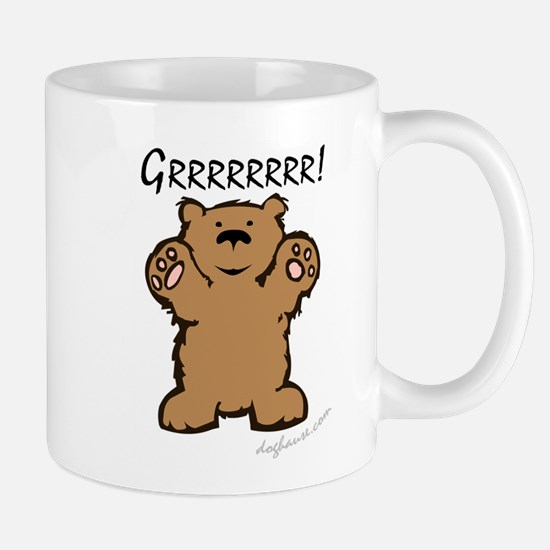 Grrrrrrrr! (Bear) Mugs