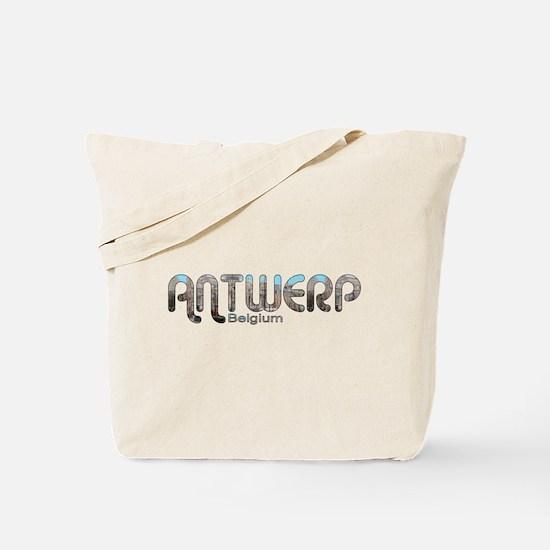 Antwerp, Belgium Tote Bag