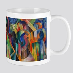 Stables by Franz Marc Mugs