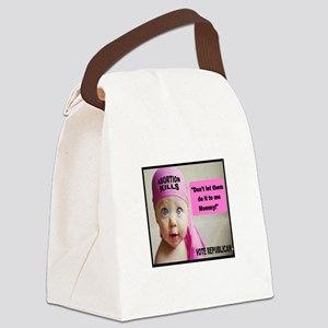PROLIFE Canvas Lunch Bag
