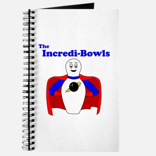 The Incredi-Bowls Team Journal