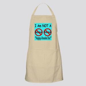 No Sexism/Racism First BBQ Apron
