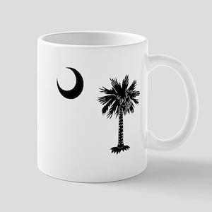 South Carolina Palmetto Mug