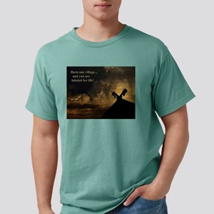 Burn one village T-Shirt