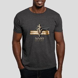 Veterinary Grad 2007 Dark T-Shirt