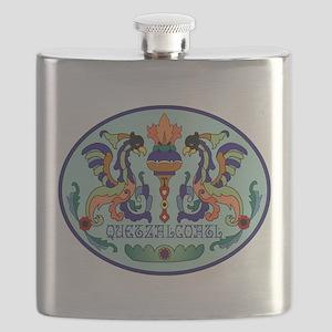 Quetzalcoatl Flask