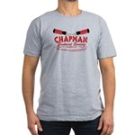 Chapman's Electrical Services Men's Fitted Tee
