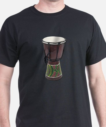 Tall_Djembe_Drum T-Shirt