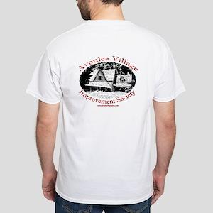 A.V.I.S White T-Shirt