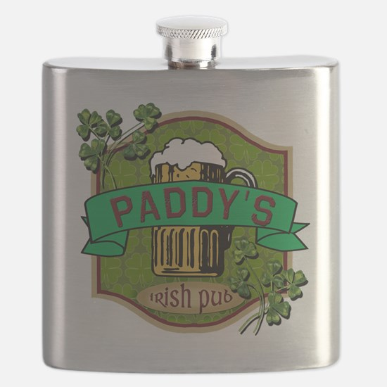 Paddy's Irish Pub Flask
