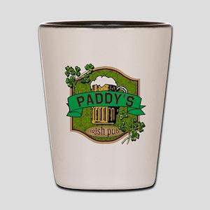 Paddy's Irish Pub Shot Glass