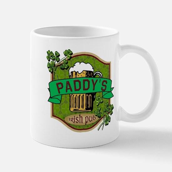 Paddy's Irish Pub Mug