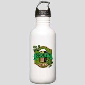 Paddy's Irish Pub Stainless Water Bottle 1.0L