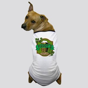 Paddy's Irish Pub Dog T-Shirt
