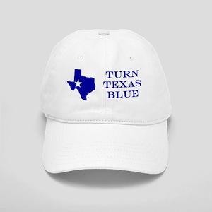 Turn Texas Blue Stkr Cap