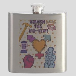 Smash the Cis-tem Flask