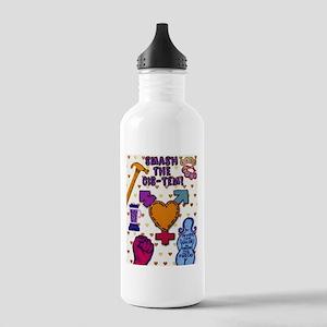 Smash the Cis-tem Water Bottle