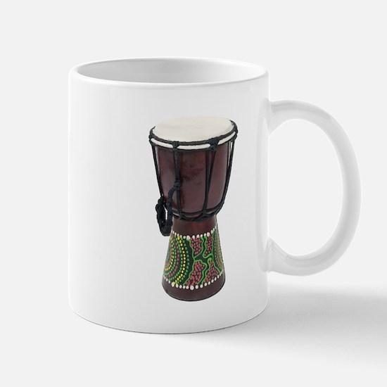 TallDjembeDrum070111 Mugs