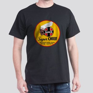 Santa Fe Super Chief1 Dark T-Shirt