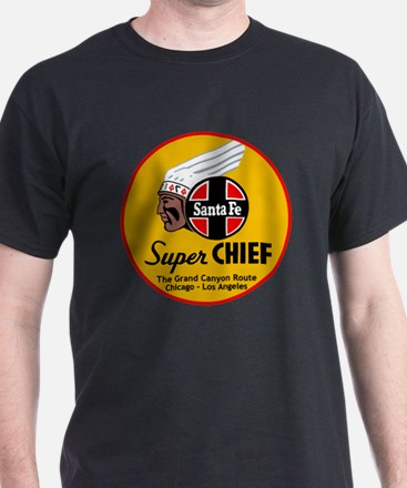 Santa Fe Super Chief1 T-Shirt