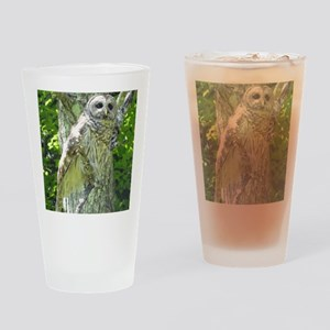 Camouflage Drinking Glass