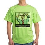 Hire a Technical Writer Green T-Shirt