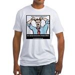 Hire a Technical Writer Fitted T-Shirt