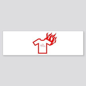 Spontaneous Combustion Bumper Sticker