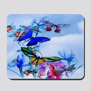Small Serving Tray Take Flight Butterfly Mousepad