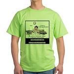Technical Writer Green T-Shirt
