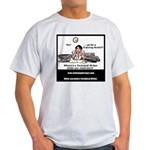 Technical Writer Ash Grey T-Shirt