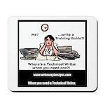Technical Writer Mousepad