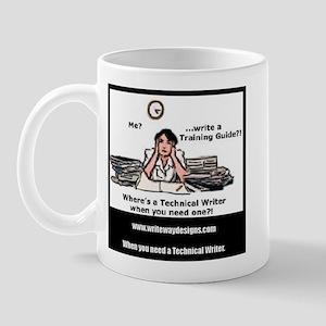 Technical Writer Mug