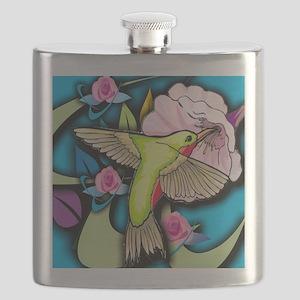 Janelle's Hummingbird Flask