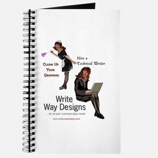 Clean Up Your Grammar Journal