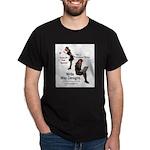 Clean Up Your Grammar Dark T-Shirt