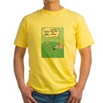 Read the Manual Yellow T-Shirt